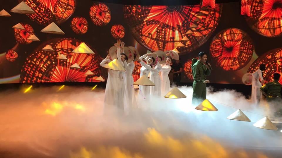 Dịch vụ phun khói nito lạnh phục vụ biểu diễn sân khấu chuyên nghiệp